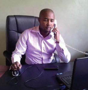 Arch. David Nyaga