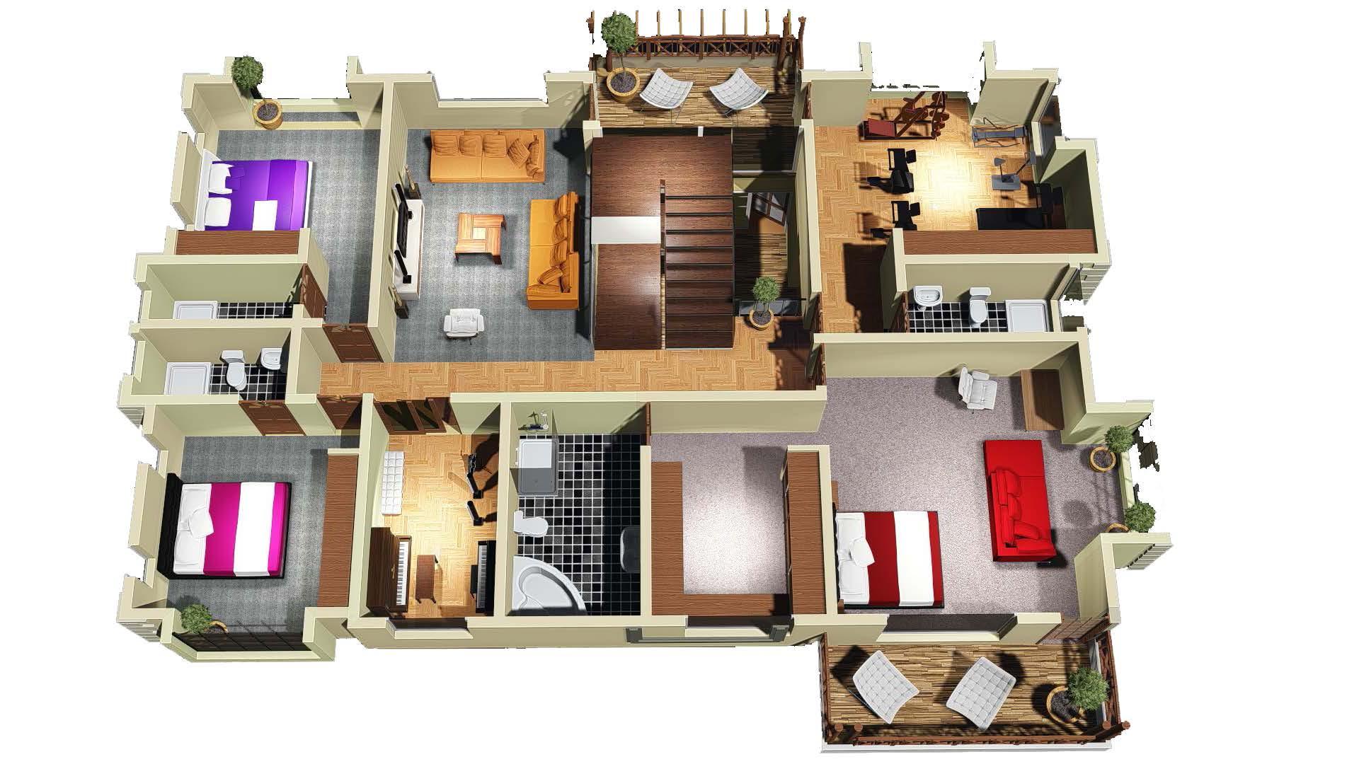 kongoni-first-floor