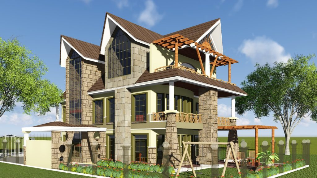 50 100 Feet Plot House Plans Arch Link International Ltd,Room Furniture Design