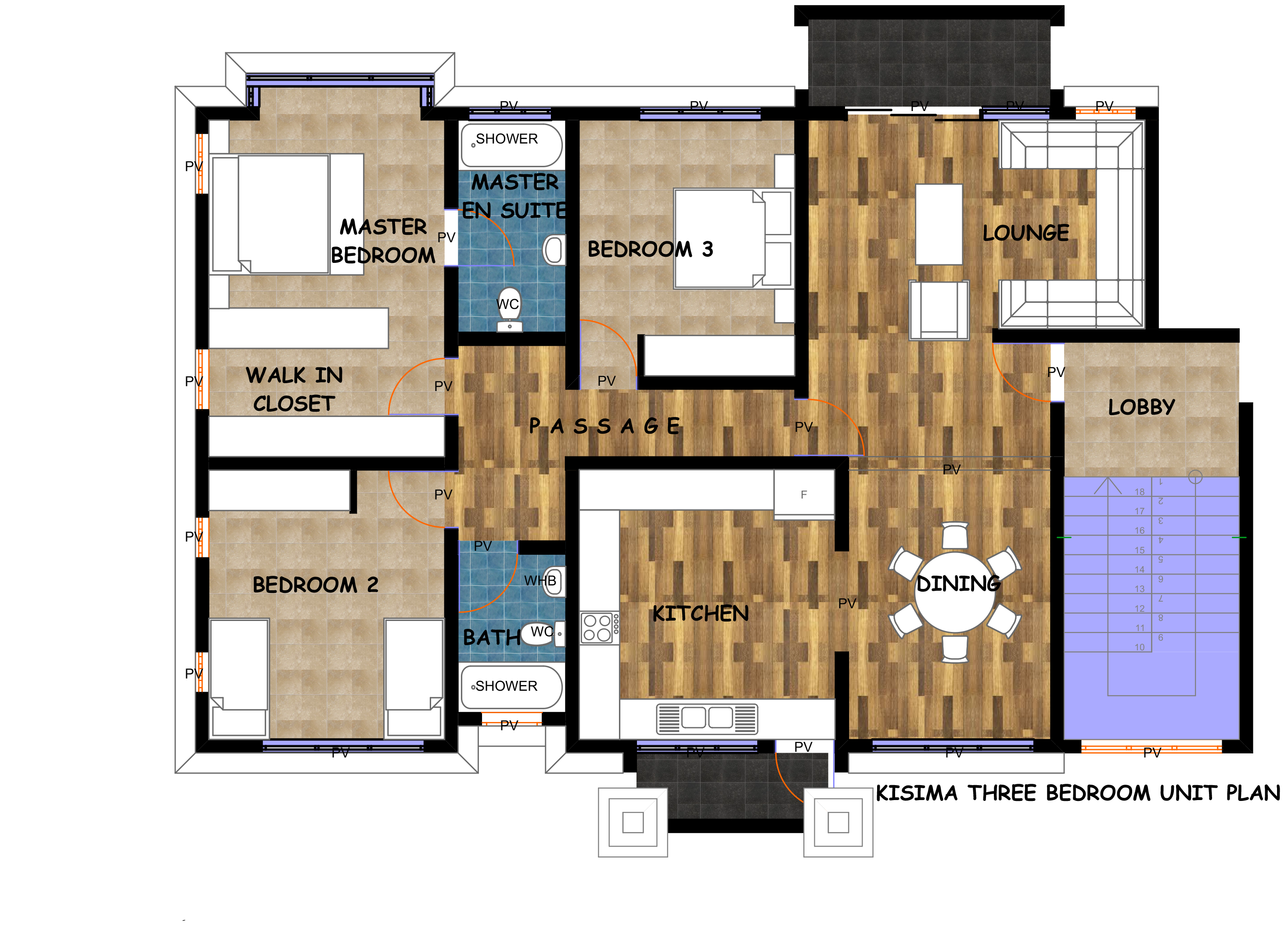 KISIMA-APARTMENT-UNIT-PLAN