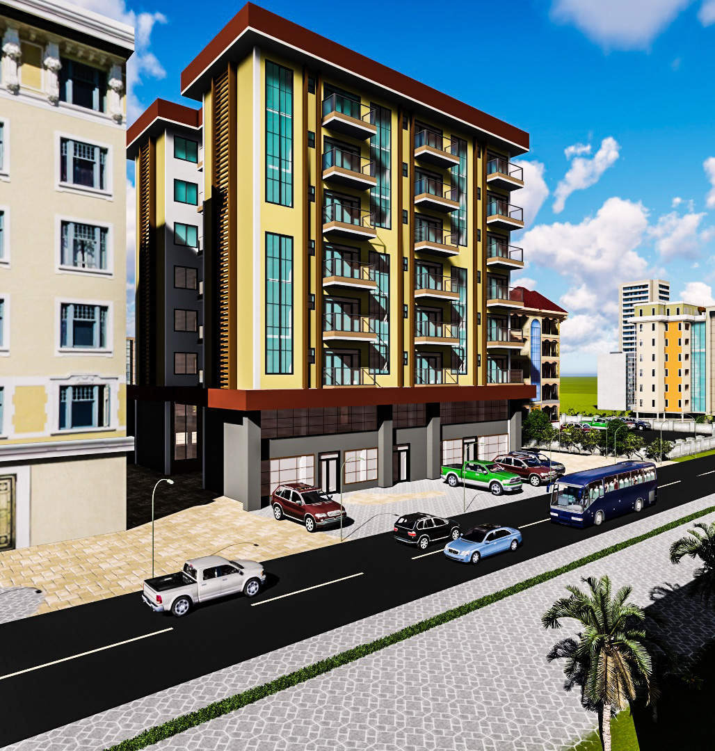 KITENGELA MIXED USE DEVELOPMENT